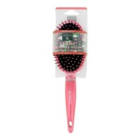 Earth therapeutics krome grooming brush pink - 1 ea