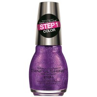 Sinful shine nail color - 3 ea
