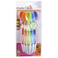 Munchkin soft tip infant spoon - 3 ea