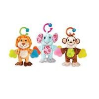 Munchkin fun ice teether babies - 3 ea