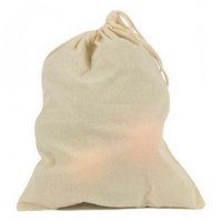 Eco bags drawstring produce gauze produce bag - 1 ea