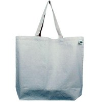 Eco bags products tote bag shopping cotton canvas bag - 1 ea