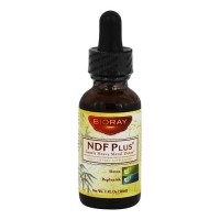 Bioray organic ndf plus heavy metal and chemical detoxifier, for immune function  -  1 oz