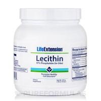 LifeExtension Lecithin phosphatides de oiled - 16 oz