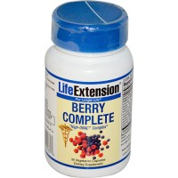 LifeExtension Berry complete high ORAC vegetarian capsules - 30 ea