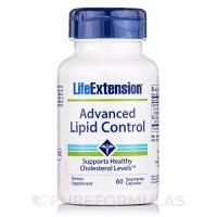LifeExtension advanced lipid control vegetarian capsules - 60 ea