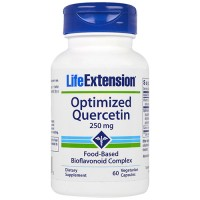LifeExtension optimized Quercetin vegetarian capsules - 60 ea