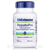 LifeExtension Hepatapro 900 mg softgels - 60 ea