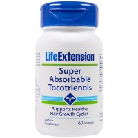 LifeExtension super absorbable Tocotrienols softgels - 60 ea