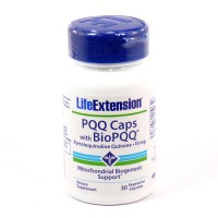 LifeExtension PQQ Caps with BioPQQ 10 mg capsules - 30 ea