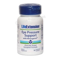 LifeExtension Eye Pressure support with mirtogenol, veg caps - 30 ea
