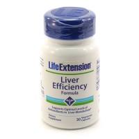 LifeExtension Liver Efficiency formula, veg caps - 30 ea