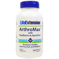 LifeExtension ArthroMax with Theaflavins and Apresflex, veg caps - 120 ea