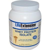 LifeExtension Whey Protein isolate, Chocolate - 16 oz