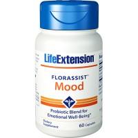 LifeExtension Florassist mood capsules - 60 ea