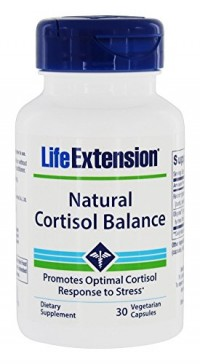 LifeExtension natural Cortisol balance to stress, veg caps - 30 ea