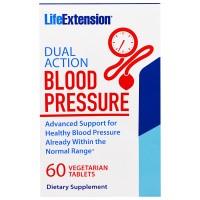 LifeExtension Dual action blood pressure, veg caps - 60 ea
