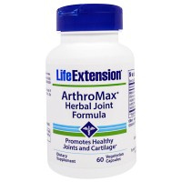 LifeExtension ArthroMax Herbal Joint Formula - 60 veg capsules