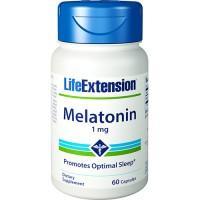 LifeExtension Melatonin 1 mg - 60 ea
