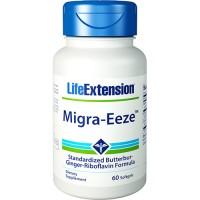 LifeExtension Migra Eeze softgels - 60 ea