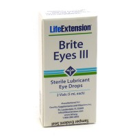 LifeExtension Brite eyes 3 drops - 5 ea