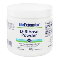 LifeExtension D ribose powder - 5.29 oz
