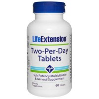 LifeExtension Two per day tablets - 60 ea