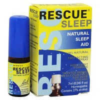 Bach original flower remedies rescue sleep natural sleep aid, 7 ml