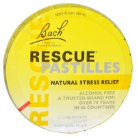 Bach, Rescue Pastilles, Orange and Elderflower - 35 ea, 12 pack