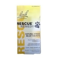 Bach Rescue Remedy For Pets, Original Flower Remedies - 20 ml