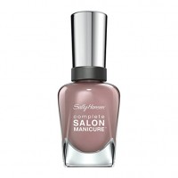 Sally hansen complete salon manicure nail color, pink pong - 2 ea