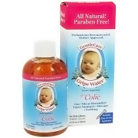 All natural Gentle care gripe water for colic, Paraben Free - 4.2 oz