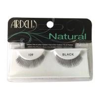 Ardell eyelashes 109 demi black - 4 ea