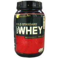 Optimum nutrition 100% whey french vanilla creme - 2 pounds