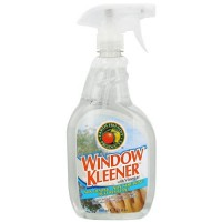 Earth friendly window cleaner with vinegar - 22 oz