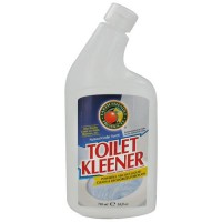 Earth Friendly Toilet Kleener, Natural Cedar Scent - 24 oz, 6pack