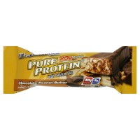 Pure protein bar peanut butter - 1.76 ea, 6 pack