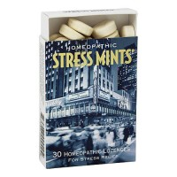 Historical Remedies Homeopathic lozenges, Stress Mints - 30 ea, 12 pack