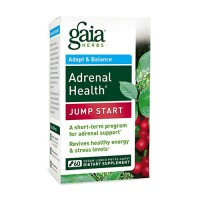 Gaia Herbs Adrenal Health Jump Start Supplement, adrenal health - 60 ea
