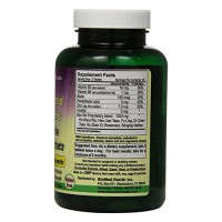 Biomed Health Bao Shi Advanced Womens Hair Supplements - 120 Caplets