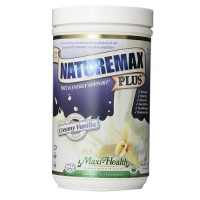 Maxi health naturemax plus all natural creamy vanilla - 16 oz