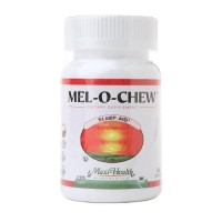 Maxi - health research kosher vitamins  melochew sleep aid berry flavor  100 ea