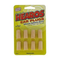 Hearos Ultimate Softness Series Ear Plugs - 14 pack
