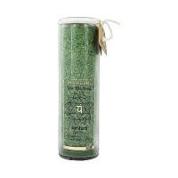 Aloha Bay Healing Chakra 8 inches Anahata Green Candle jar - 17 oz