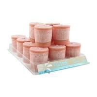 Aloha Bay Essential Oil Votive Candle, Patchouli - 2 oz, 12 pack