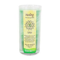 Aloha Bay Healing Chakra Energy Candle Jar - 11 oz