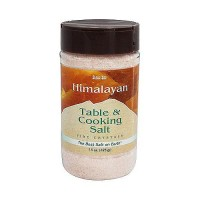 Aloha Bay Himalayan Fine Crystals, Table And Cooking Salt - 15 oz