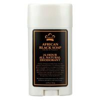 Nubian heritage african black soap 24hour deodorant - 2.25 oz