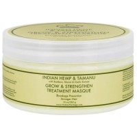 Nubian heritage - hair treatment masque grow & strengthen Indian hemp & tamanu - 10 oz