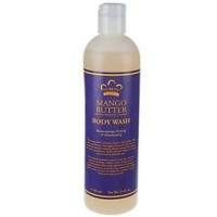 Nubian Heritage Body Wash Mango Butter - 13 oz